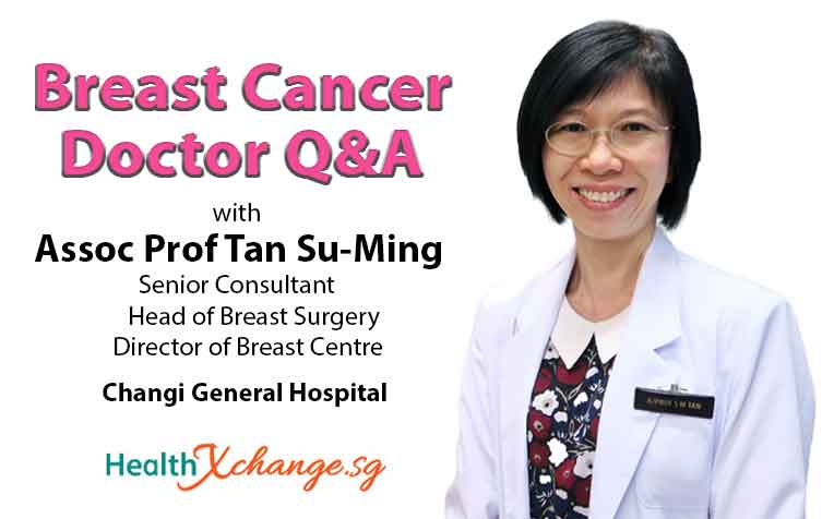 ​Breast Cancer Doctor Q&A