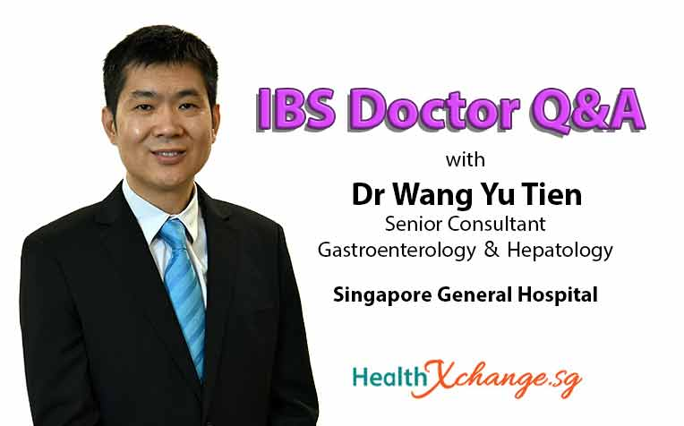 IBS Doctor Q&A