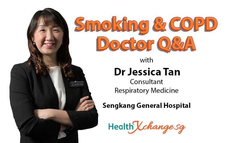 Smoking and Chronic Obstructive Pulmonary Disease (COPD) Doctor Q&A