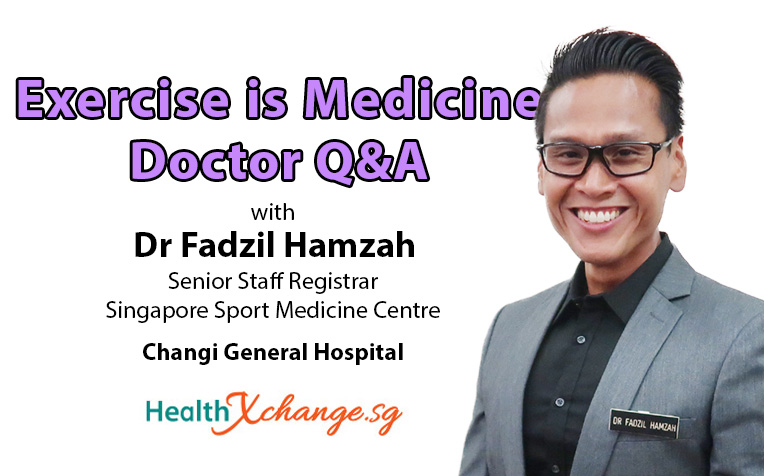 ​Exercise is Medicine - Doctor Q&A
