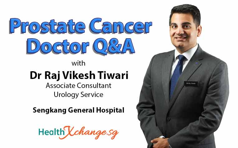 ​Prostate Cancer Doctor Q&A