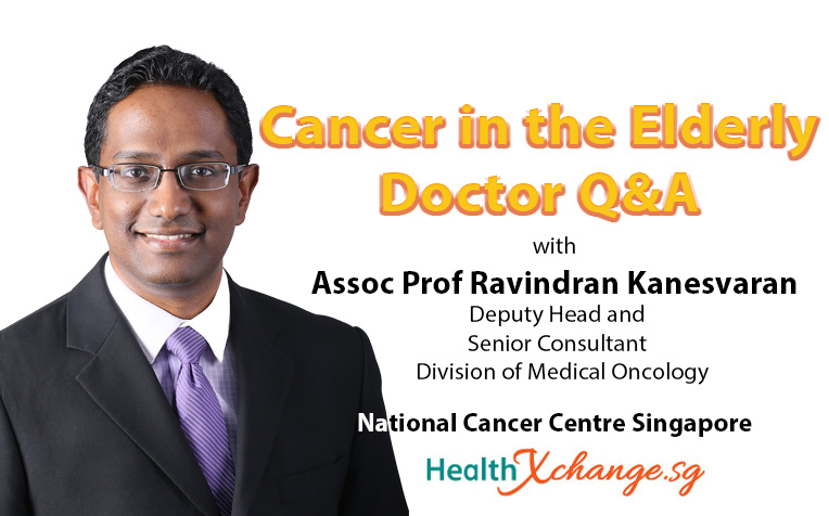 ​Cancer in the Elderly - Doctor Q&A