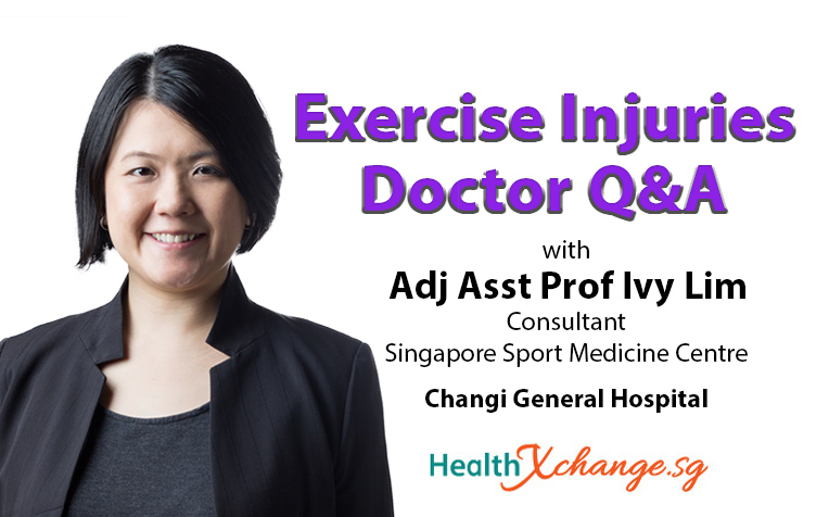 Exercise Injuries Doctor Q&A