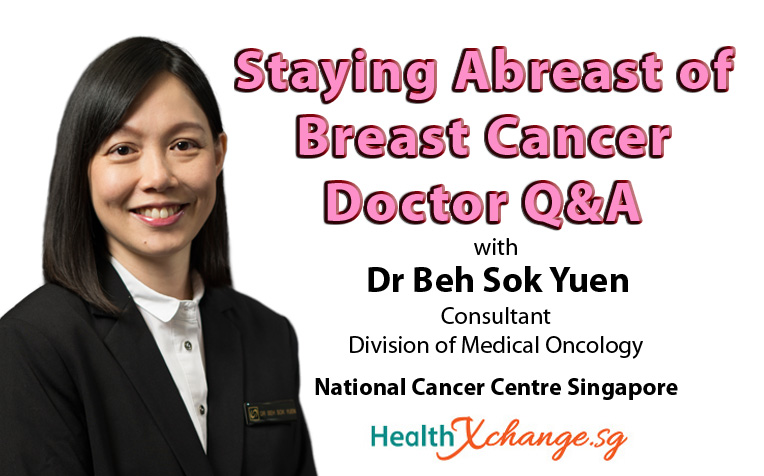 ​Breast Cancer - Doctor Q&A