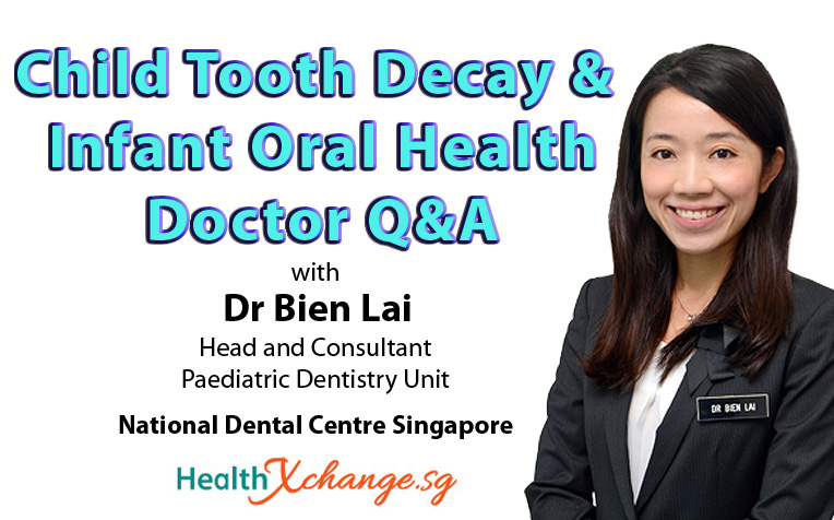 Tooth Decay in Children and Infant Oral Health - Doctor Q&A