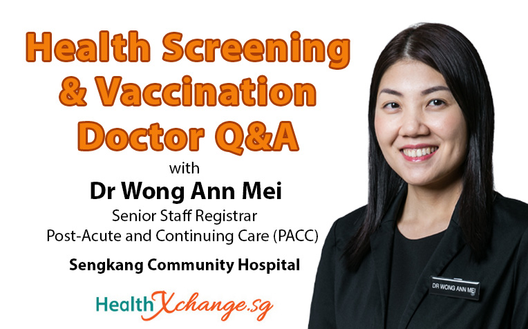 ​​Health Screening & Vaccination - Doctor Q&A