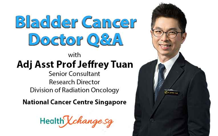 ​Bladder Cancer Doctor Q&A