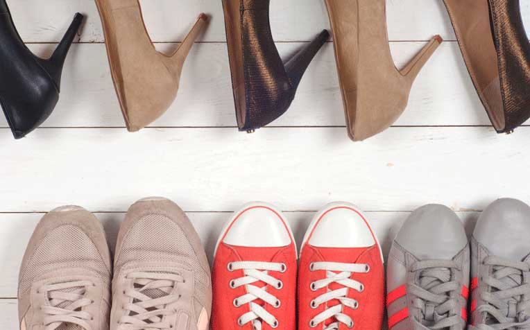 Footwear Advice: 5 Characteristics of Good Shoes​