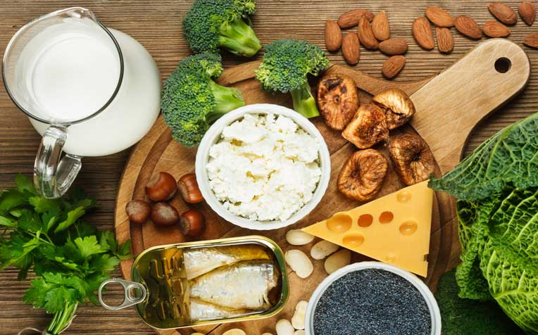 Prevent Osteoporosis With a Healthy Diet