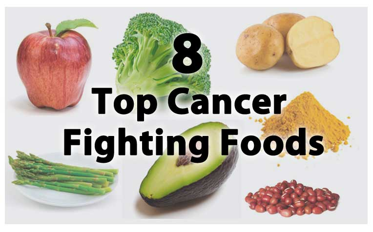 ​Top Cancer-Fighting Foods