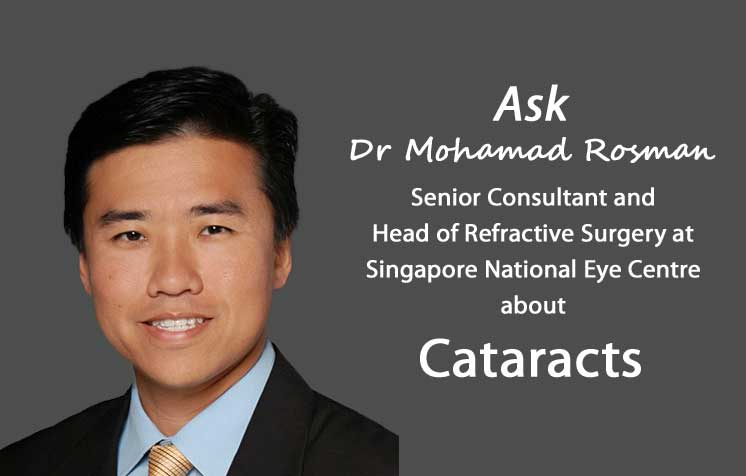 Cataract Doctor Q&A