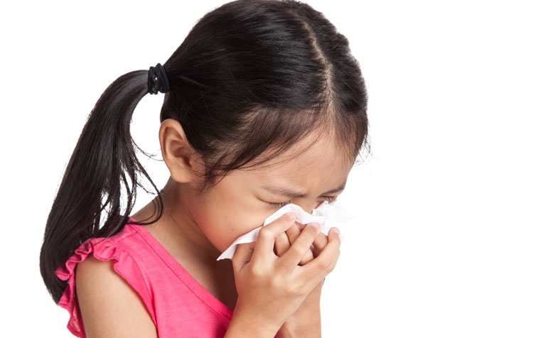 Acute Bronchitis: When Your Child Has a Wet Cough