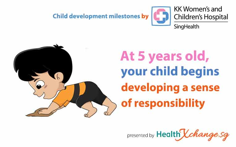 Child Development Milestones: 5 Years Old