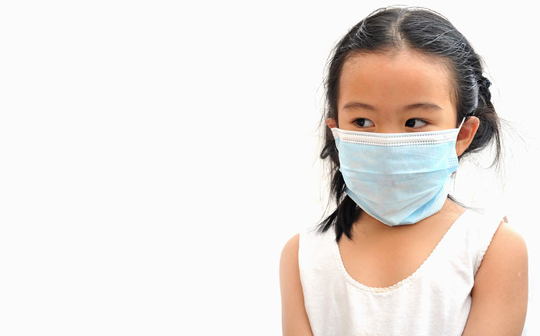 ​Protecting Your Child From the Haze in Singapore