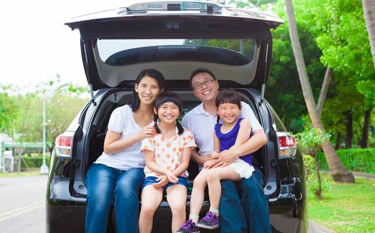 Children Road Accidents in Singapore Linked with Low Usage of Child Car Seats and Restraints