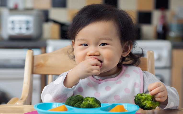 ​Do's and Don'ts of Feeding Toddlers and Children Under 3 Years Old