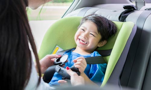 Forward Facing Car Seat For Ages 2 To 5