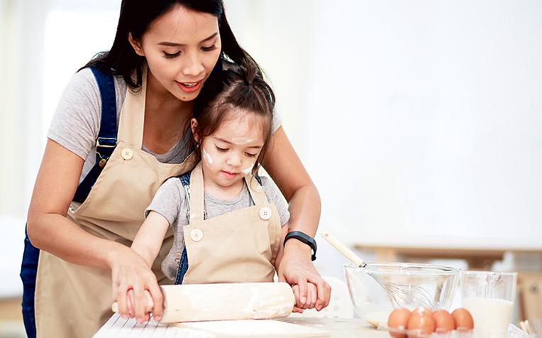 Two-Hand Activities for Children
