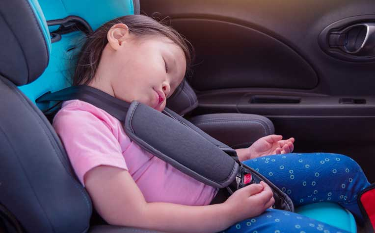 Road Safety for Children: Best Baby and Child Car Seats by Age