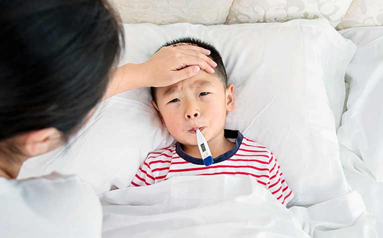 Coping with Stomach Flu in Children Tips for Parents