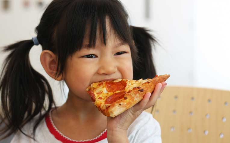 While eating out is a convenient option for many families, you can still ensure your child eats healthily.