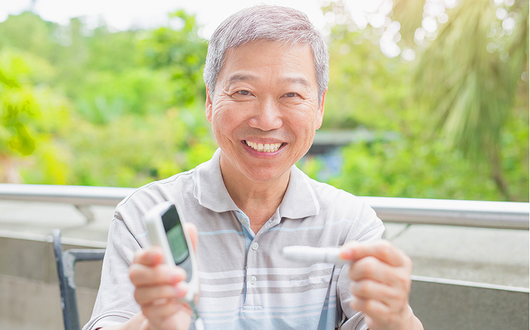 Easy and Better Management of Diabetes