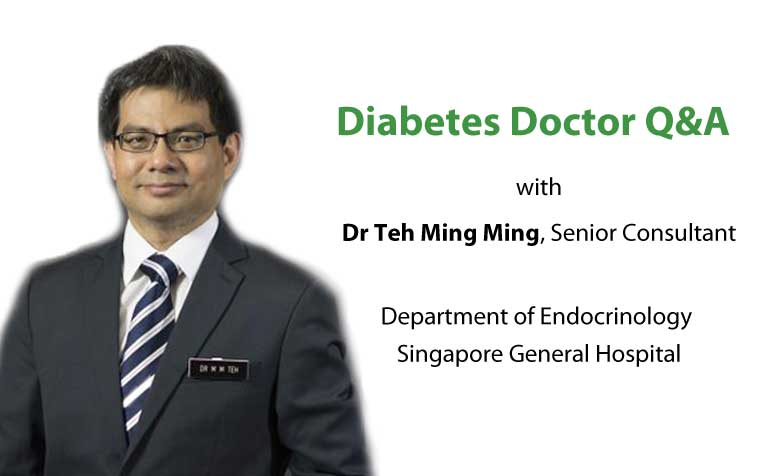 Diabetes Doctor Q&A