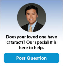 Cataract Doctor Q&A