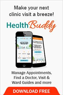 HealthBuddy Banner