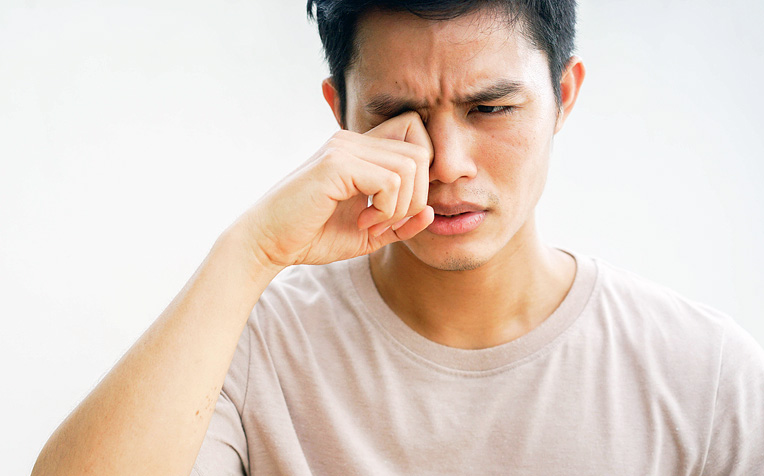 ​What Causes Eye Twitching?