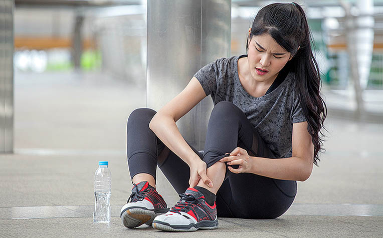 Exercise Injuries - Doctor Q&A