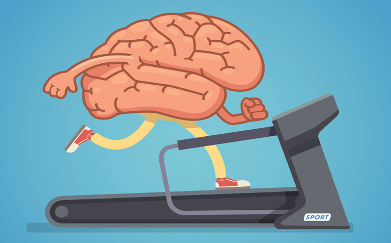 ​​Exercise: 4 Reasons Why It's Good For Your Brain