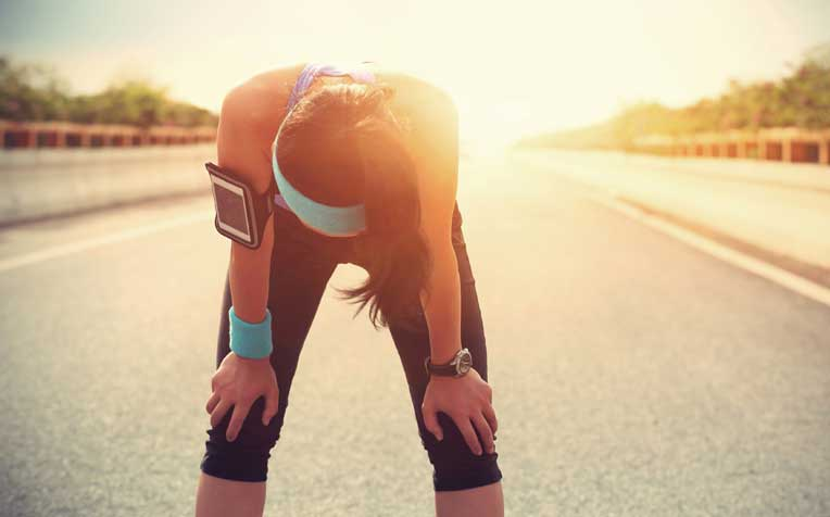 Overheating During Exercise: Risk Factors and Symptoms
