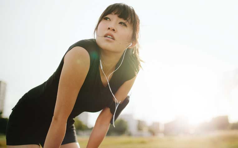 Don't Ignore Running Injuries​