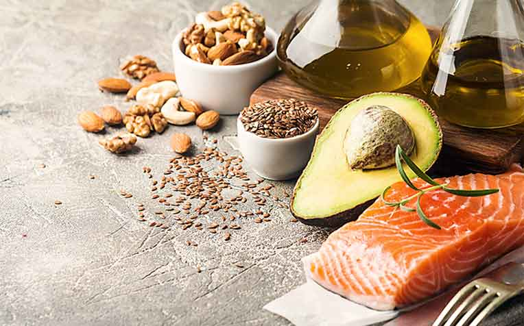 Omega-3 Fatty Foods