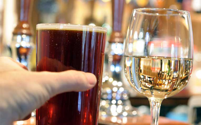 Beer and Wine: Health Benefits