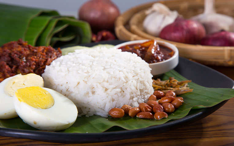 Best And Worst Singapore Hawker Malay Breakfast Foods Nasi Lemak