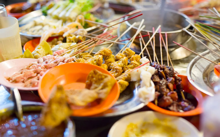 Malay Hawker Foods How to Eat Healthier (Part 2)
