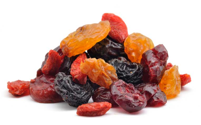 Dried Fruits Nutritional Benefits