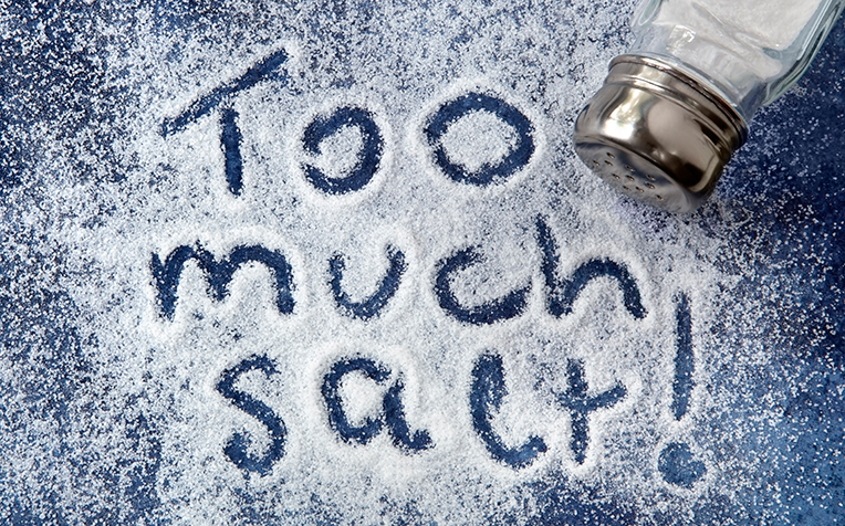 How to Cut Back on Salt to Prevent High Blood Pressure