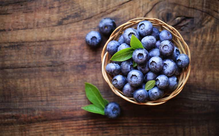 ​5 Super Foods for Great Skin
