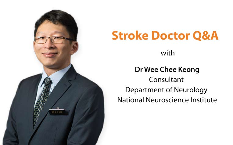Dr Wee Chee Keong from National Neuroscience Institute