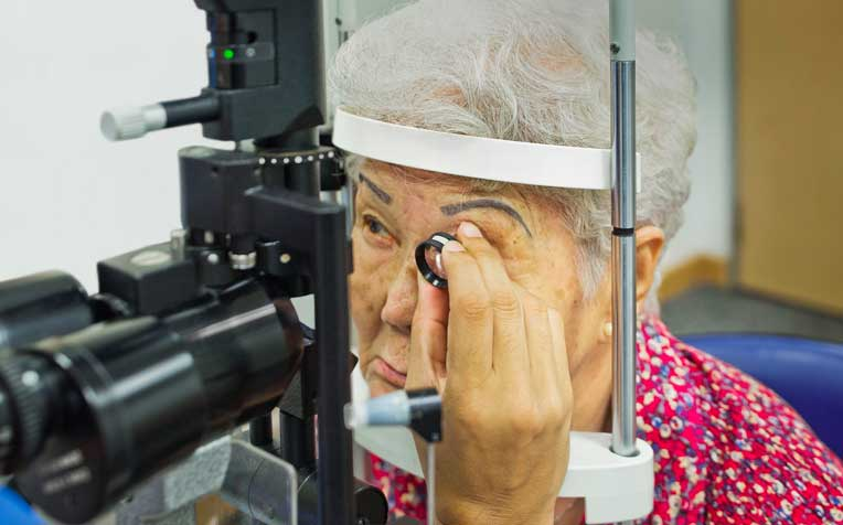 ​Glaucoma in Singapore