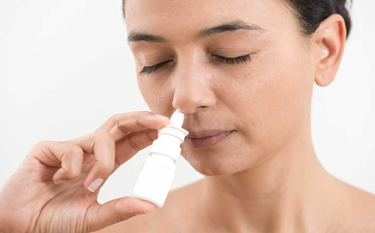 Nasal Sprays: How Effective Are They?
