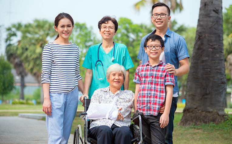 Helping Loved Ones of Healthcare Workers