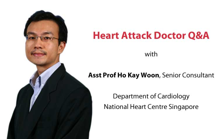 Heart Attack Doctor Q&A