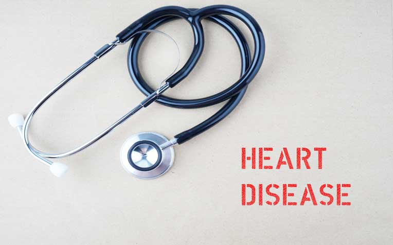 7 Risk Factors for Coronary Heart Disease: High Blood Pressure, Diabetes, and More