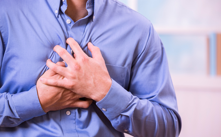 Chest Pain What Does It Mean?