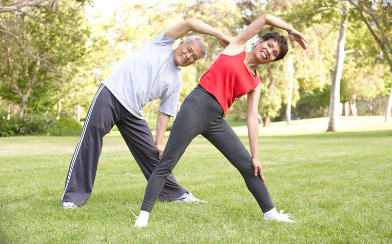 ​Exercise Right to Lower High Blood Pressure