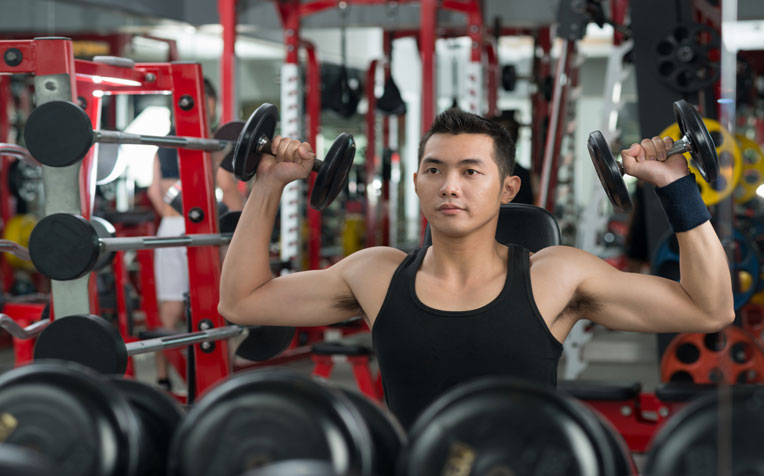 ​How to Prevent Hernia When Weightlifting